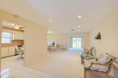 Delray Beach Single Family Home For Sale: 6378 Lasalle Road