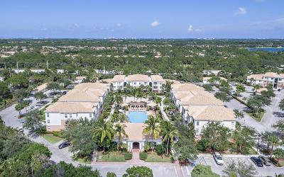Palm Beach Gardens Condo For Sale: 4205 Myrtlewood Circle E