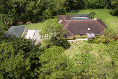Jupiter Single Family Home For Sale: 15257 Alexander Run