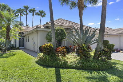 Delray Beach Single Family Home For Sale: 13146 La Sabina Drive
