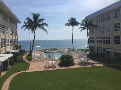 Gulf Stream Rental For Rent: 3851 Ocean Boulevard #207
