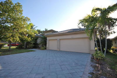 Lake Worth Single Family Home For Sale: 6020 Walnut Hill Drive