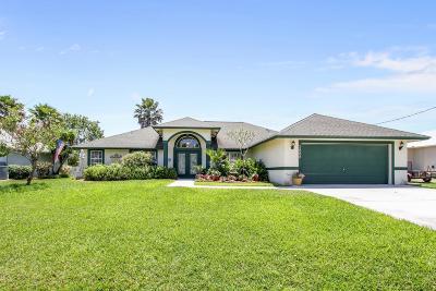 Port Saint Lucie Single Family Home For Sale: 5888 NW Favian Avenue