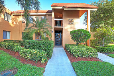 Boynton Beach Condo For Sale: 11230 Green Lake Drive #104
