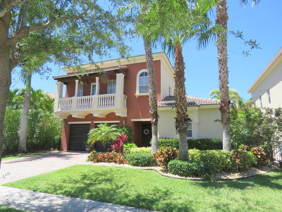 West Palm Beach Single Family Home For Sale: 9184 Nugent Trail
