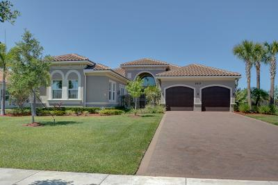 Palm Beach Gardens Single Family Home For Sale: 11133 Rockledge View Drive