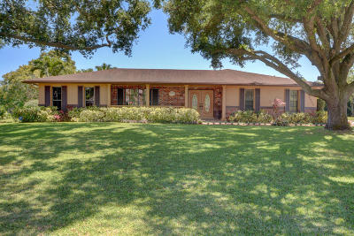 Davie Single Family Home For Sale: 10950 SW 42nd Court