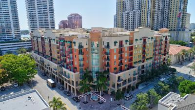 West Palm Beach Condo For Sale: 600 S Dixie Highway #529