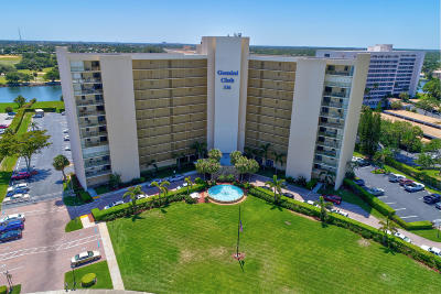 North Palm Beach Condo For Sale: 336 Golfview Road #405