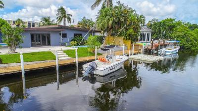 Broward County Single Family Home For Sale: 508 NE 6th Avenue