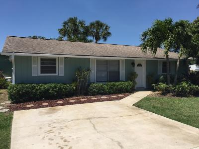 Stuart Single Family Home Contingent: 3299 SE Cypress Street