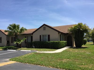 Boca Raton Single Family Home For Sale: 22348 SW 57th Circle