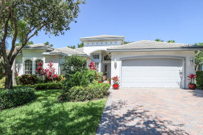 Lake Worth Single Family Home For Sale: 7765 Royale River Lane