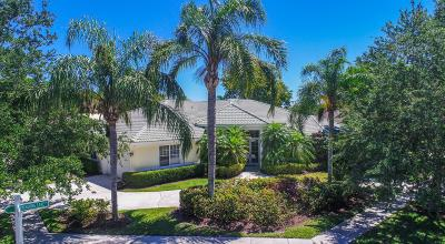 Jupiter FL Single Family Home For Sale: $629,000