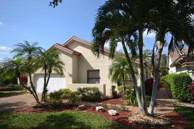 Boca Raton Single Family Home For Sale: 11111 Highland Circle