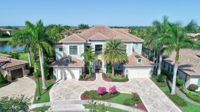 Delray Beach Single Family Home For Sale: 16781 Crown Bridge Drive Drive