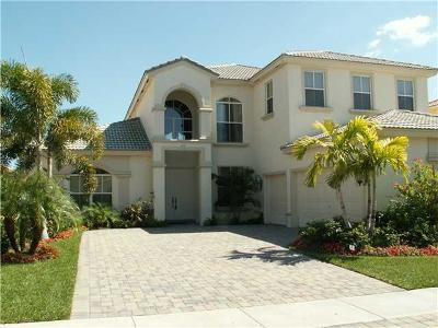 Palm Beach Gardens Rental For Rent: 224 Sedona Way