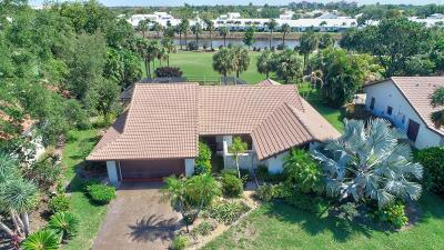 Delray Beach Single Family Home For Sale: 3763 Red Maple Circle