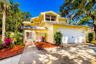 Indian River County Single Family Home For Sale: 2595 Whippoorwill Lane