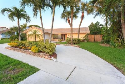 Boca Raton Single Family Home For Sale: 1480 NW 14th Avenue