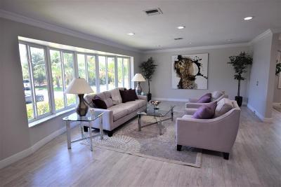 Boynton Beach Single Family Home For Sale: 111 SE 29th Avenue