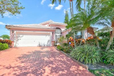 Boynton Beach Single Family Home For Sale: 6233 Coral Reef Terrace