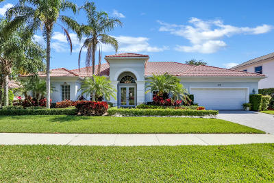Jupiter Single Family Home For Sale: 122 Mystic Lane