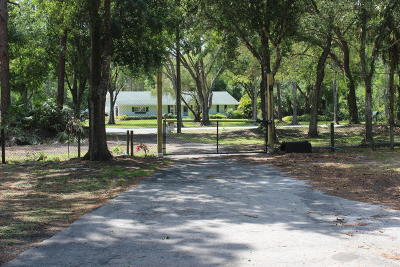 Fort Pierce Single Family Home For Sale: 1640 Copenhaver Road