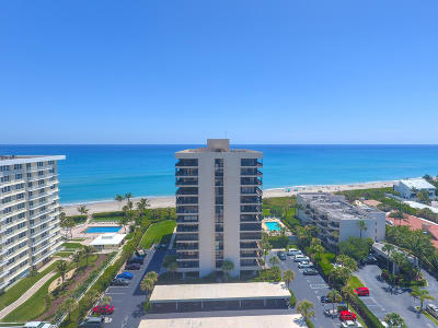 Juno Beach Condo For Sale: 450 Ocean Drive #1103