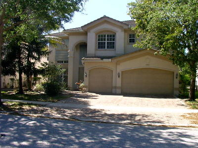 Boynton Beach FL Single Family Home For Sale: $469,000