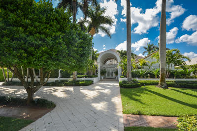 Boca Raton Single Family Home For Sale: 7178 Ayrshire Lane