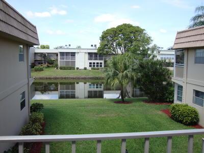 Delray Beach Condo For Sale: 466 Monaco J #466