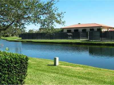 Palm Beach Gardens Rental For Rent: 309 Club Drive