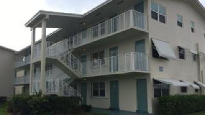 Boynton Beach Condo For Sale: 350 Horizons E #106