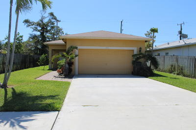 Delray Beach Single Family Home For Sale: 2406 Sundy Avenue