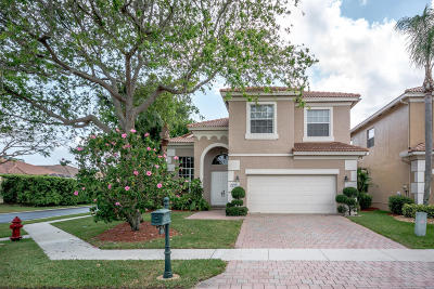 Delray Beach Single Family Home For Sale: 5528 Via De La Plata Circle
