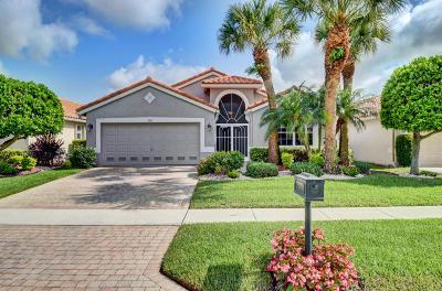 Boynton Beach FL Single Family Home For Sale: $382,900
