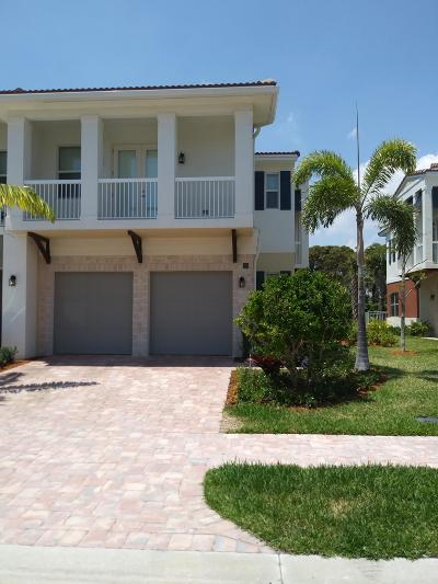 Boca Raton Townhouse For Sale: 100 NW 69th Circle #96