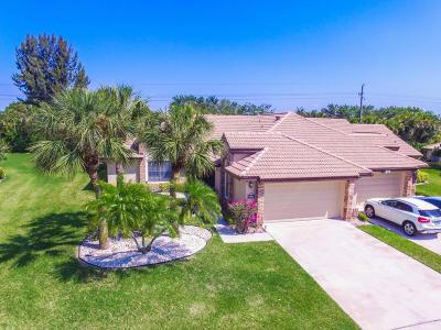 Boynton Beach Single Family Home For Sale: 7411 Le Chalet Boulevard