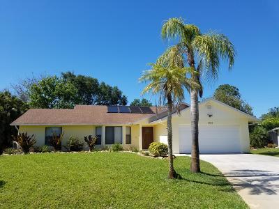 Port Saint Lucie, Saint Lucie West Single Family Home For Sale: 1273 SW Albenga Avenue