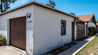 Wellington Townhouse For Sale: 1342 Periwinkle Place