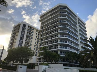 West Palm Beach Condo For Sale: 1617 Flagler Drive #3b