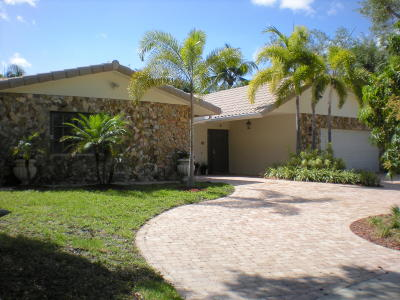 Boca Raton Single Family Home For Sale: 81 SW 14th Avenue