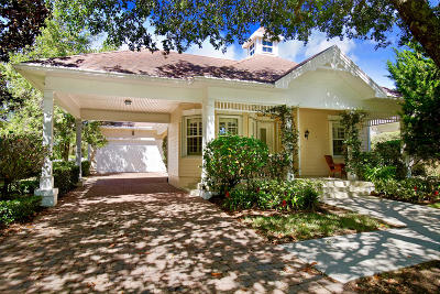 Jupiter Single Family Home For Sale: 182 Barbados Drive