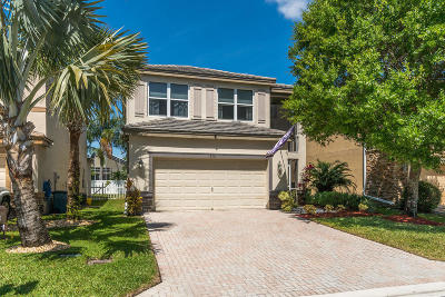 Lake Worth Single Family Home For Sale: 5731 Raceway Road