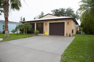 Fort Pierce Single Family Home For Sale: 6672 Lila Court