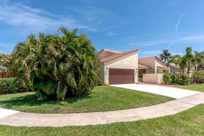 Boca Raton FL Single Family Home For Sale: $554,900