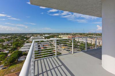 Fort Lauderdale Rental For Rent: 315 NE 3rd Avenue #1501