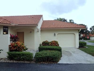 Boynton Beach Rental For Rent: 8292 Waterline Drive #106
