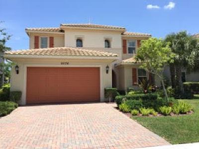 Wellington Single Family Home For Sale: 9576 Phipps Lane